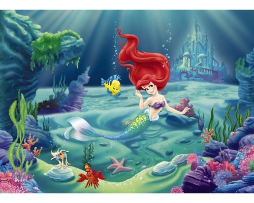 Фотообои Komar Disney Arielle 4-463