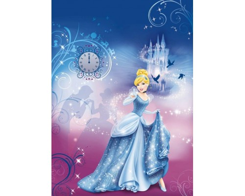 Фотообои Komar Disney Cinderella's Night