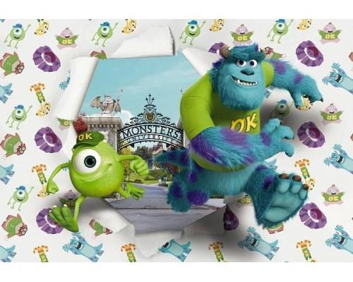 Фотообои Komar Disney Monsters University 8-471