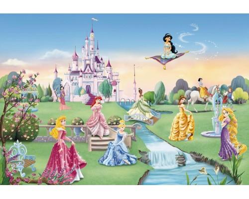 Фотообои Komar Disney Princess Castle 8-414