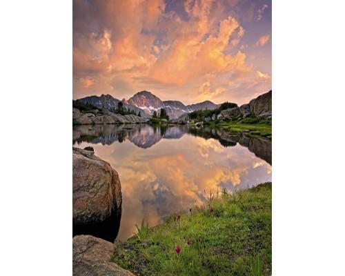 Фотообои Komar Alpengluhen 4-734